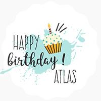 Atlas 1 Yaşında