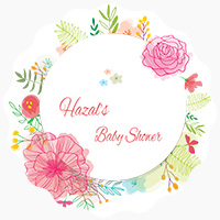 Hazal's Baby Shower